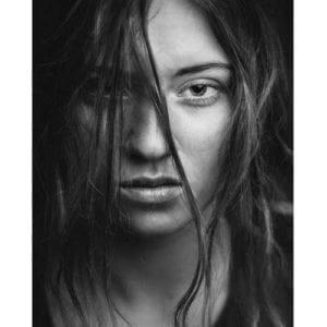 Plakáty Plakát Woman hair