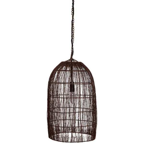 Lampy, lustry, svítidla Lampa OLD FISHING NET