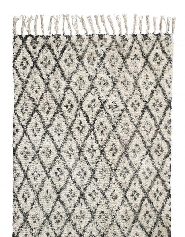 Bytový textil Bavlněný koberec DIAMONDS 75×150