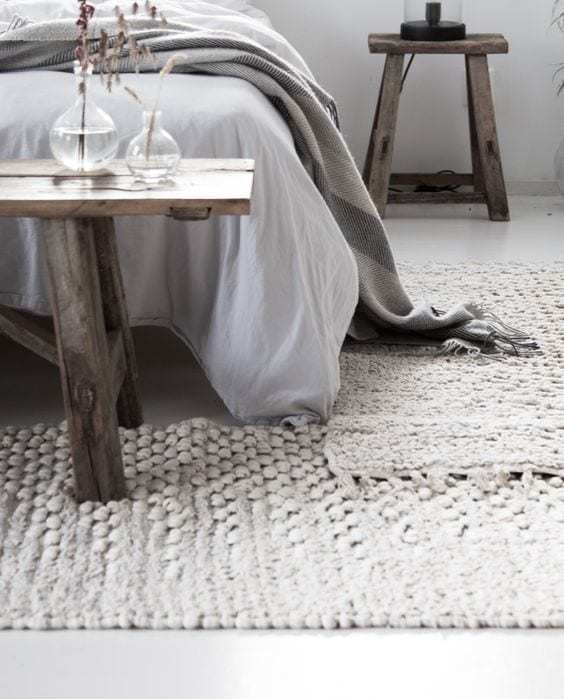 Bytový textil Bavlněný kobereček