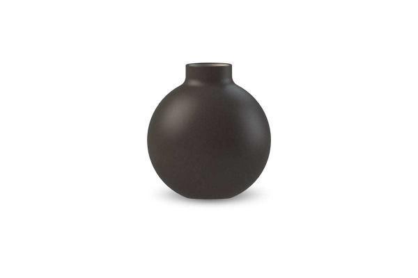 Vázy Collar vase 12cm black
