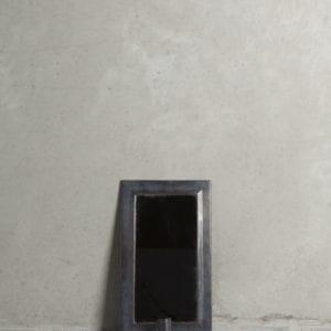 Bytové doplňky Svícen zrcadlo Oxid Brass