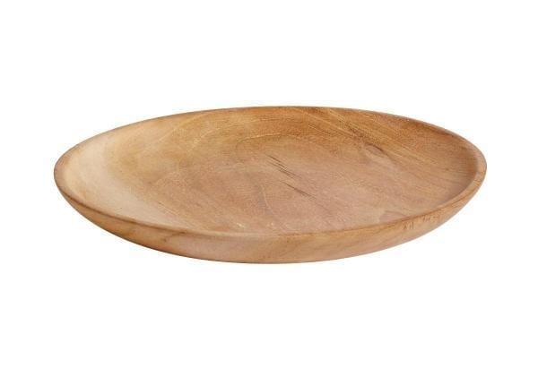Bytové doplňky Teakový talíř 26cm