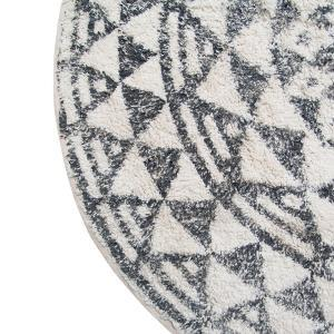 Bytový textil Bavlněný koberec ROUND