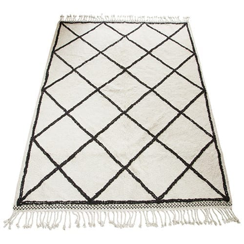 Bytový textil Bavlněný koberec OSLO 200×300