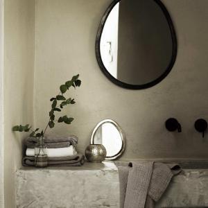 Bytové doplňky Zrcadlo Silver S