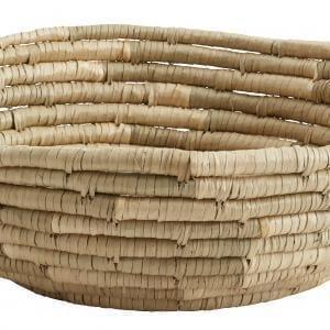 Bytové doplňky Košík z mořské trávy