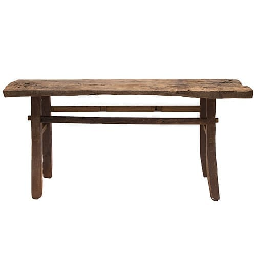 Nábytek Konzolový stolek vintage SHORT
