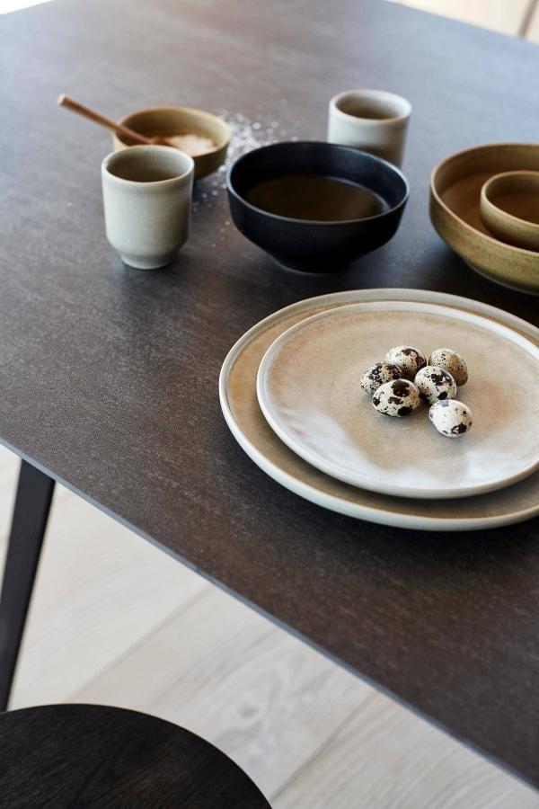 Bytové doplňky Dessertní talíř BLACK