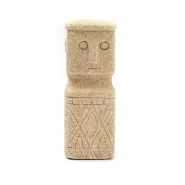 Bytové doplňky Kamenná soška 03
