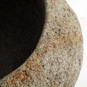 Bytové doplňky Kamenná miska L