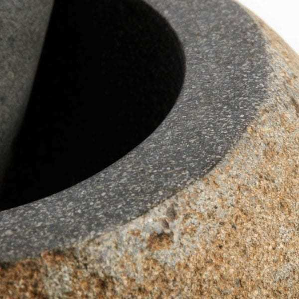 Bytové doplňky Kamenný hmoždíř