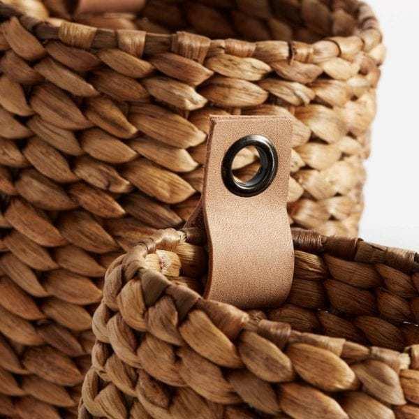 Bytové doplňky Set košíků nature