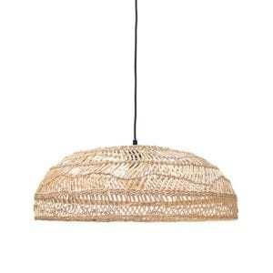 Lampy, lustry, svítidla Proutěná lampa NATURAL LOW