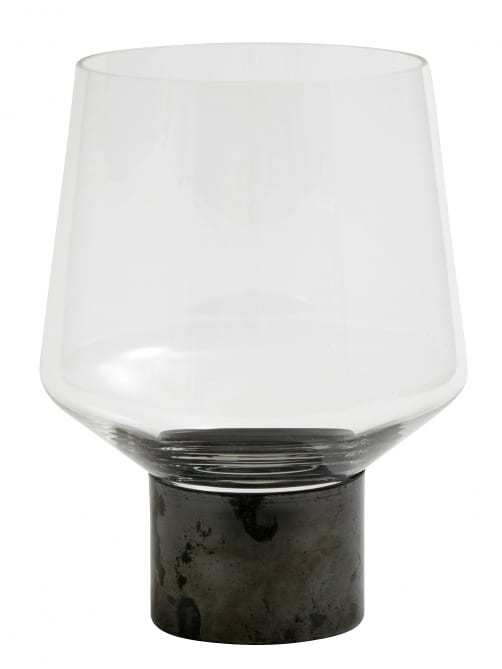 Bytové doplňky Váza RING OXBR LOW