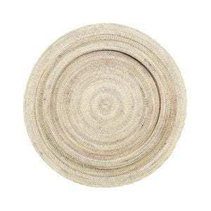 Bytové doplňky Jasmínový talíř na zeď L