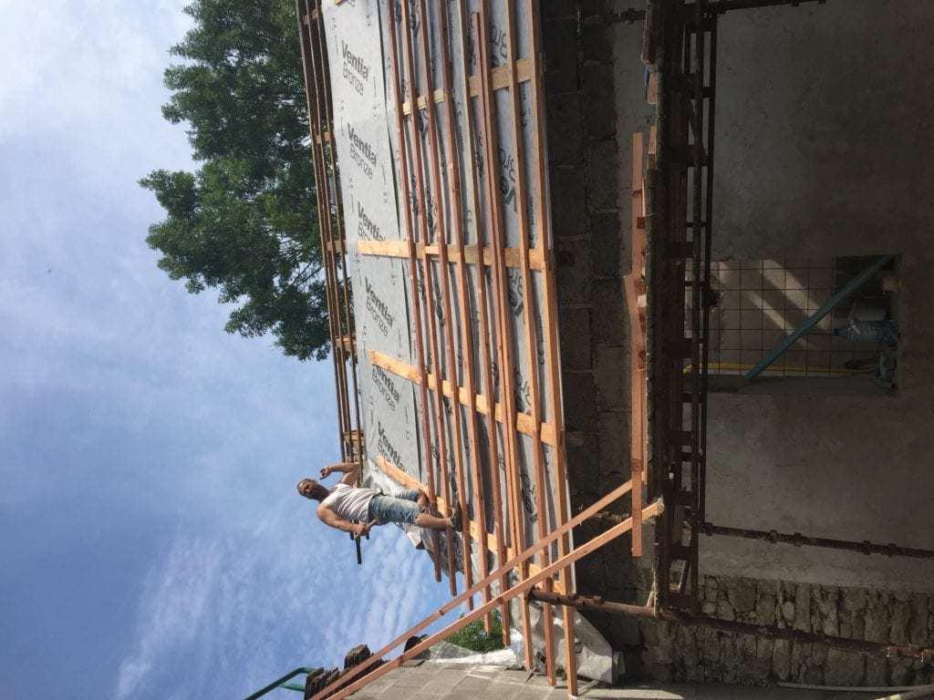 střecha 1
