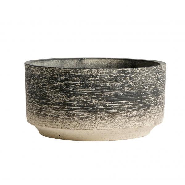 Bytové doplňky Cementová miska OUTDOOR