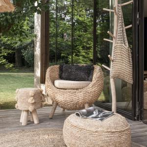 Lavice, židle, křesla Křeslo vodní hyacint