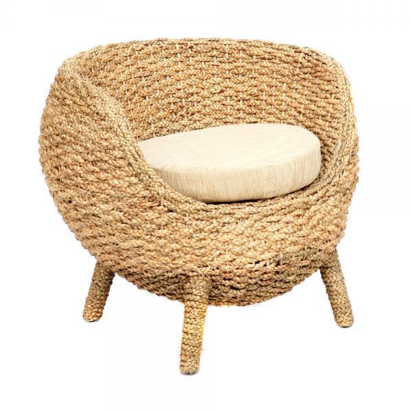 Furniture Křeslo vodní hyacint