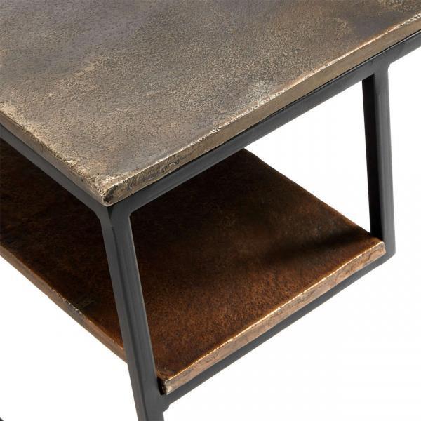 Nábytek Konferenční stolek IRON