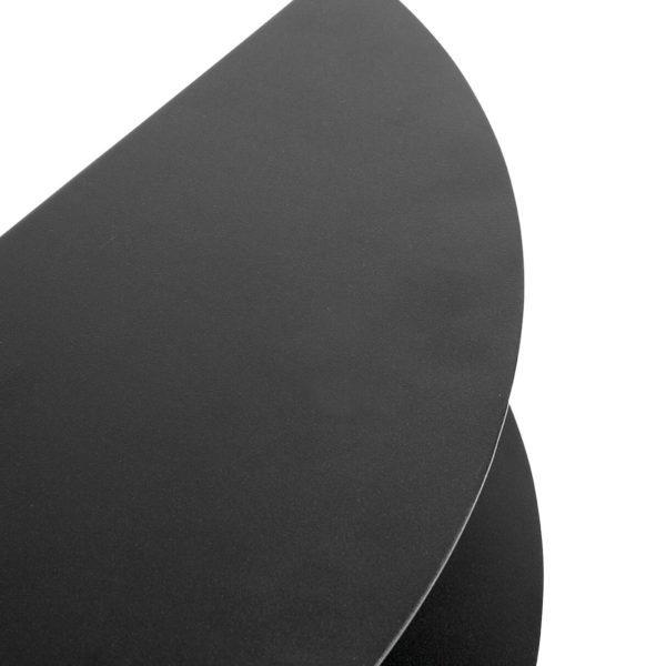 Bytové doplňky Polička black XL