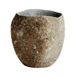 Bytové doplňky Kamenná nádoba/květináč