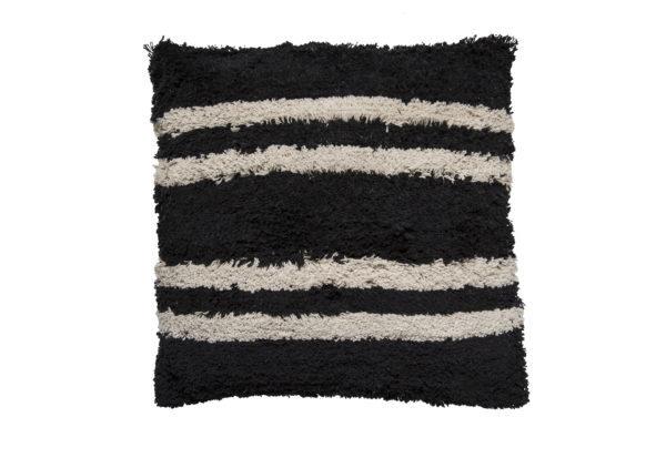 Bytový textil Povlak na polštářek STOCKHOLM BLACK
