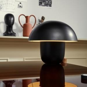Bytové doplňky Lampa FOCUS black