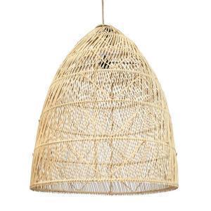 Lampy, lustry, svítidla Proutěné stínidlo TWISTER L