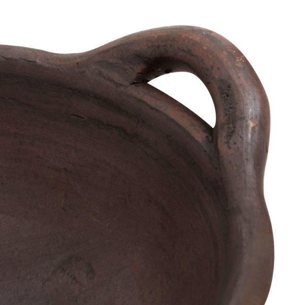 Bytové doplňky Miska s oušky terracotta