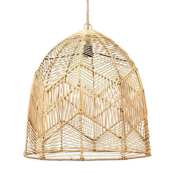 Lampy, lustry, svítidla Proutěné stínidlo BALA L