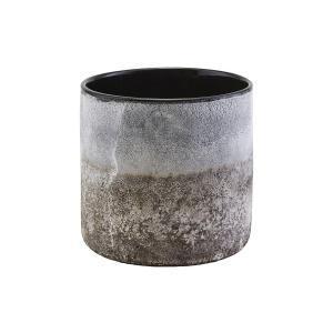 Bytové doplňky Svícen/váza GLASS ANTIQUE L