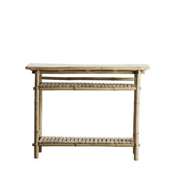 Nábytek BAMBOO konzolový stolek