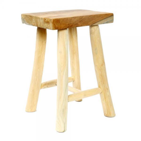 Nábytek Stolička NATUR