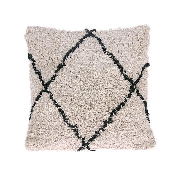 Bytový textil Polštářek zigzag