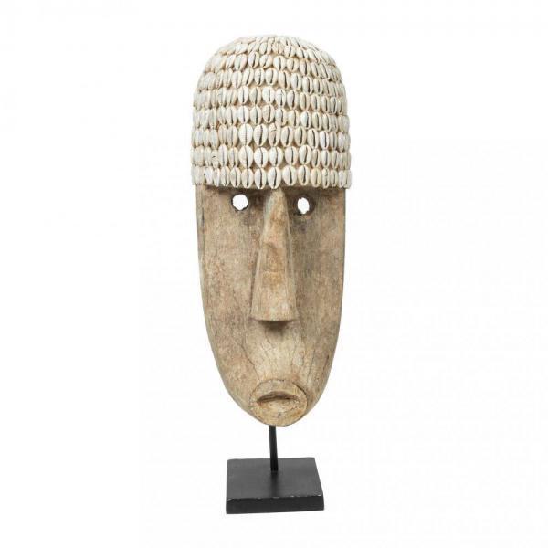 Bytové doplňky Dřevěná socha MASK