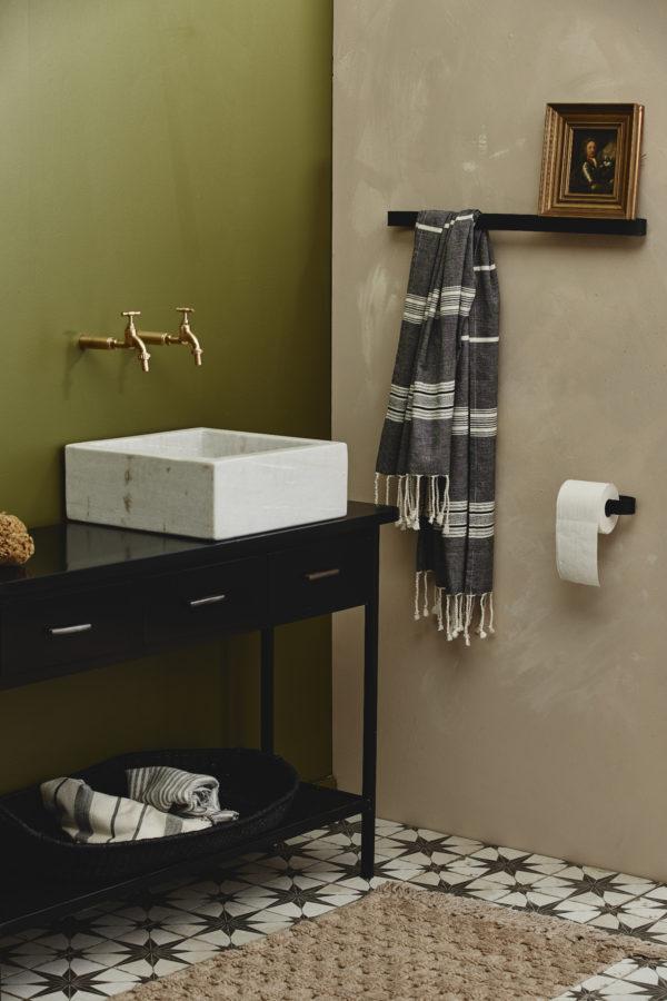 Bytové doplňky Věšák na toaletní papír