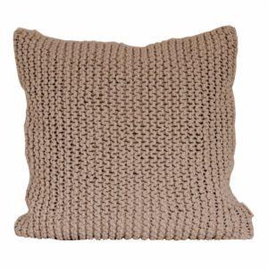 Bytový textil Povlak CHESNUT KNITT M