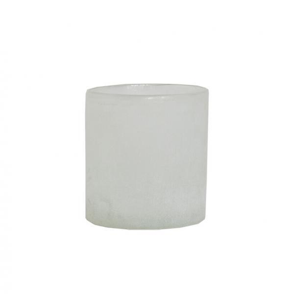 Bytové doplňky Svícen/váza WHITE M