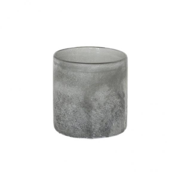 Bytové doplňky Svícen/váza GREY S