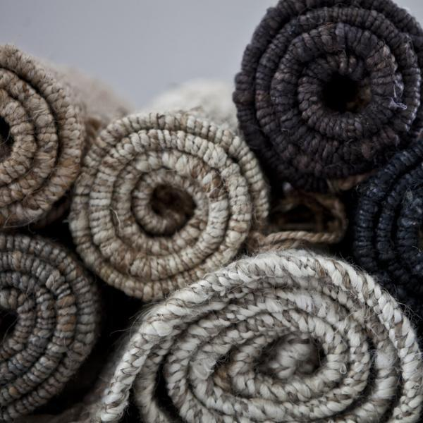 Bytový textil Koberec creamy hemp M