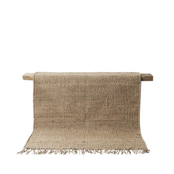 Bytový textil Koberec nature hemp