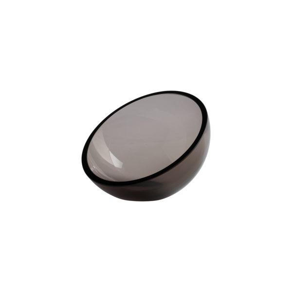 Bytové doplňky Svícen/miska shell choco