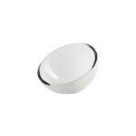 Bytové doplňky Svícen/miska shell white
