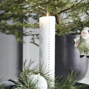 Bytové doplňky Adventní svíčka