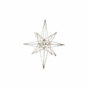Bytové doplňky Hvězda SIMPLYGLITTER L